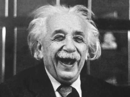 einstein_laughing